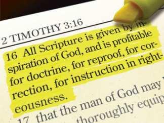 Easy bible study book