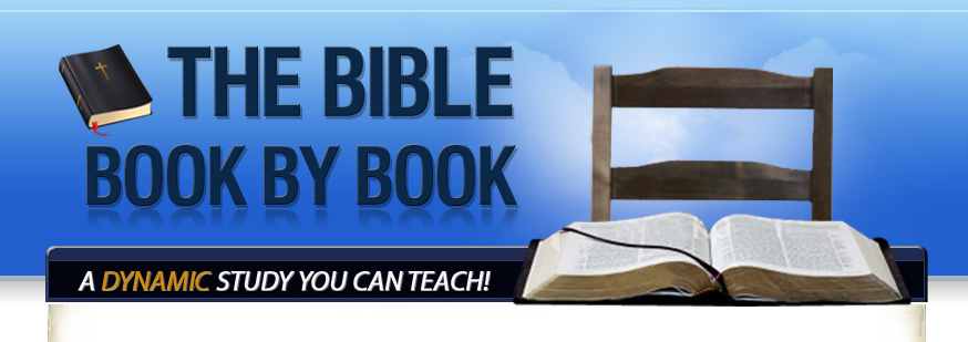The big picture bible study